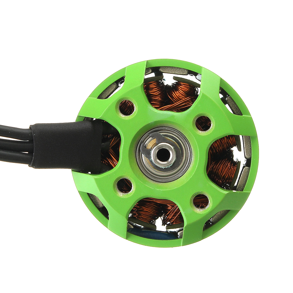 4X Racerstar 2508 BR2508S Green Edition 2522KV 3-5S Brushless Motor For FPV Racing RC Drone