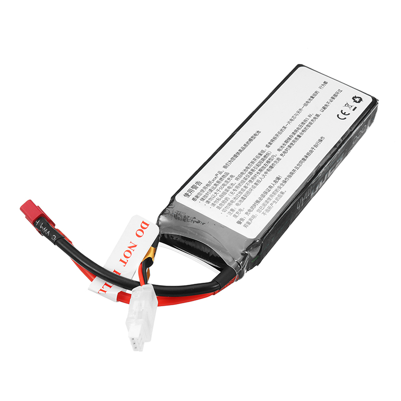 Gens Ace 7.4V 5200mAh 2S 50C Lipo Battery T Plug for 1/8 1/10 RC Car