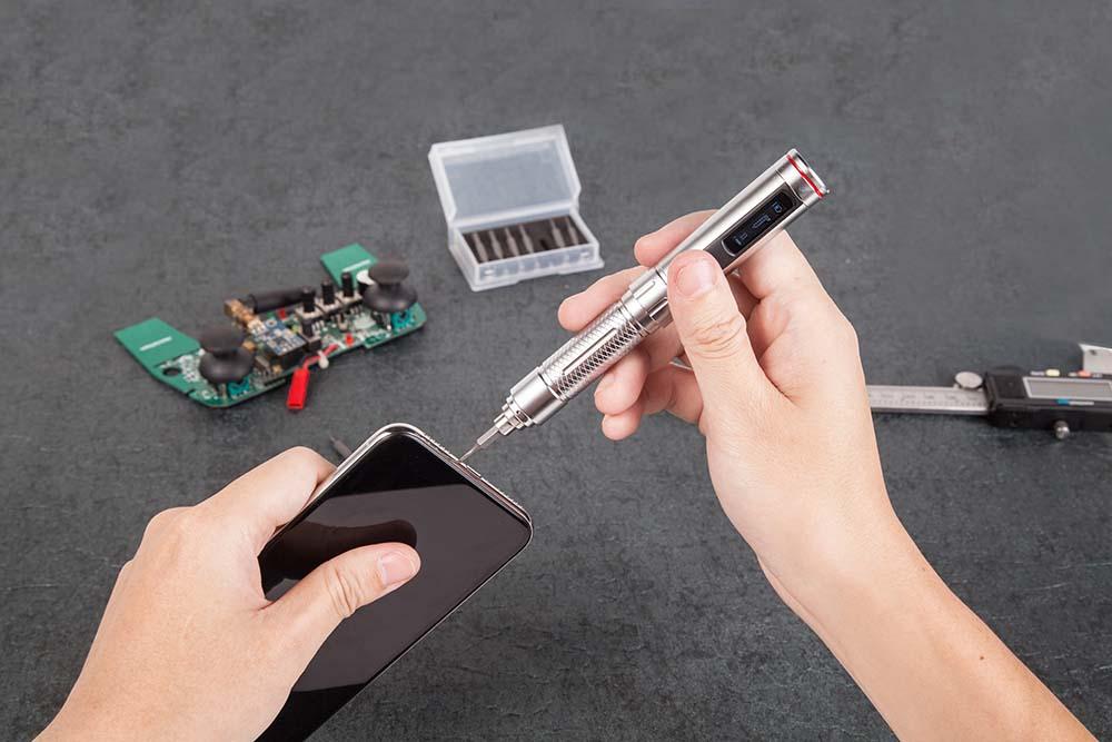MINI ES121 Electric Screwdriver Set