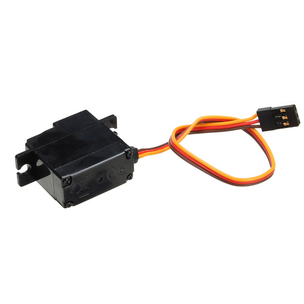Power HD-1160A 3KG 16g Mini Servo Steel Ring Engine Compatible with Futaba/JR RC Car Part
