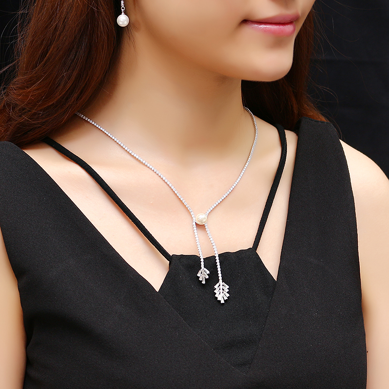 JASSY® Elegant Women Jewelry Set