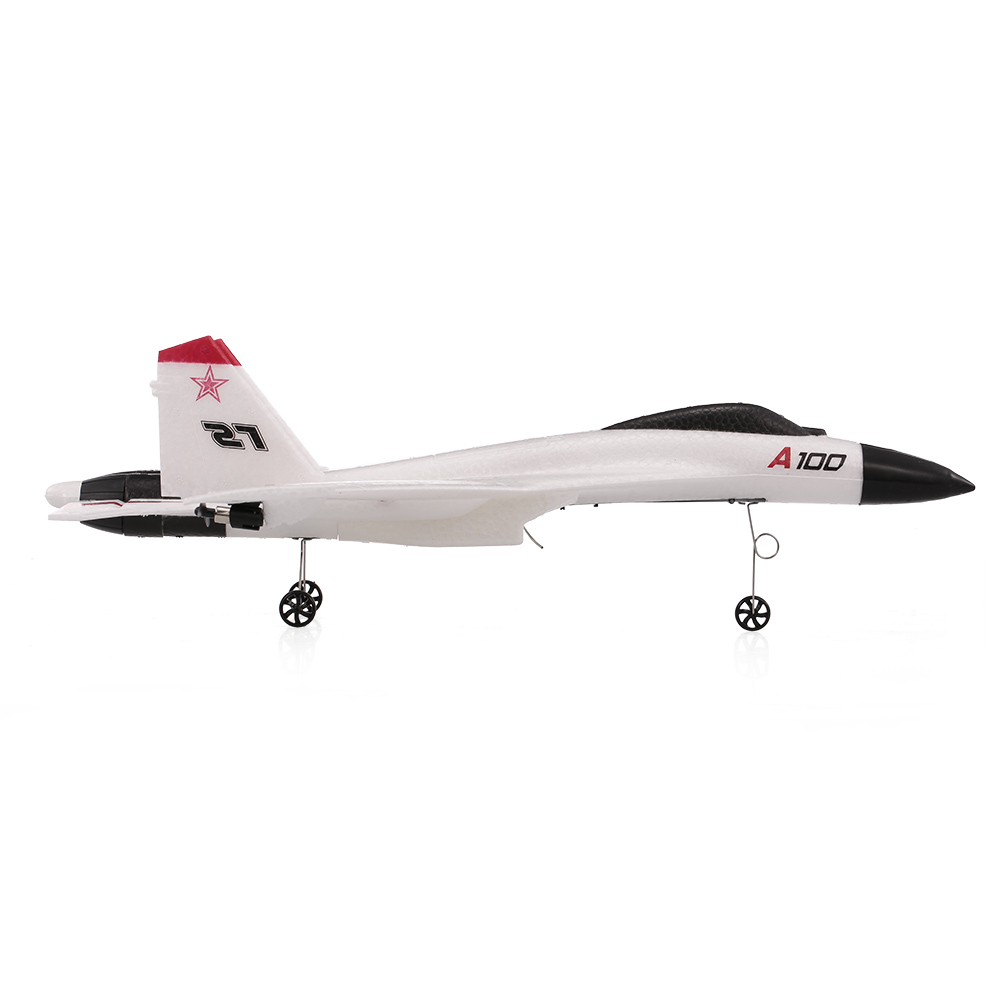 XK A100-SU27 EPP 340mm Wingspan 2.4G 3CH RC Airplane Fixed Wing Plane Aircraft