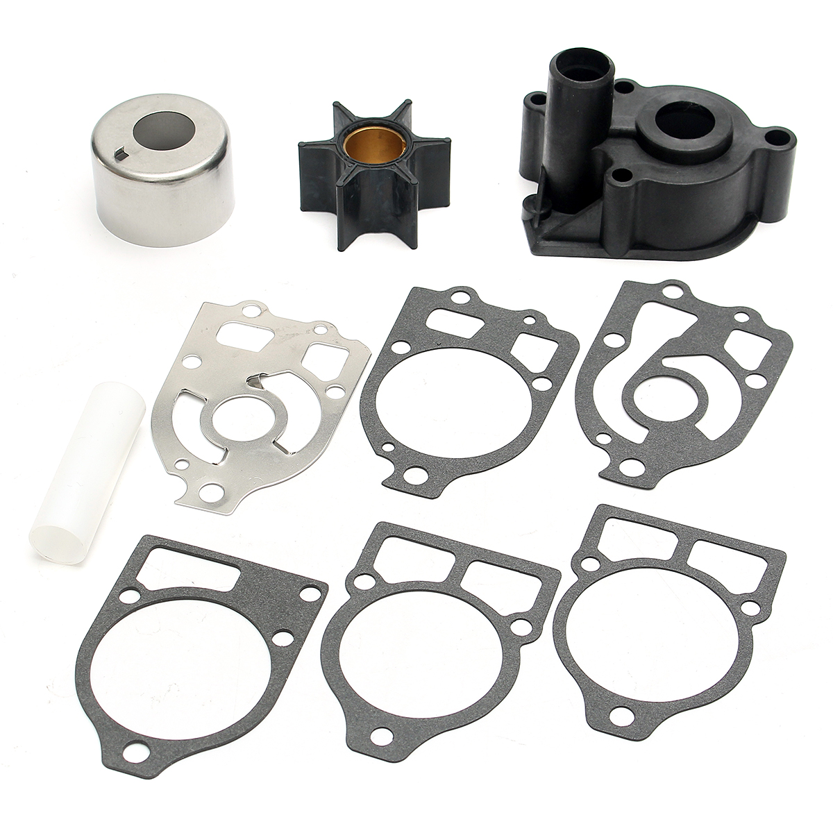 Mariner Water Pump Impeller Repair Kit For Mercury Mercruiser Alpha 1 46-96148T8