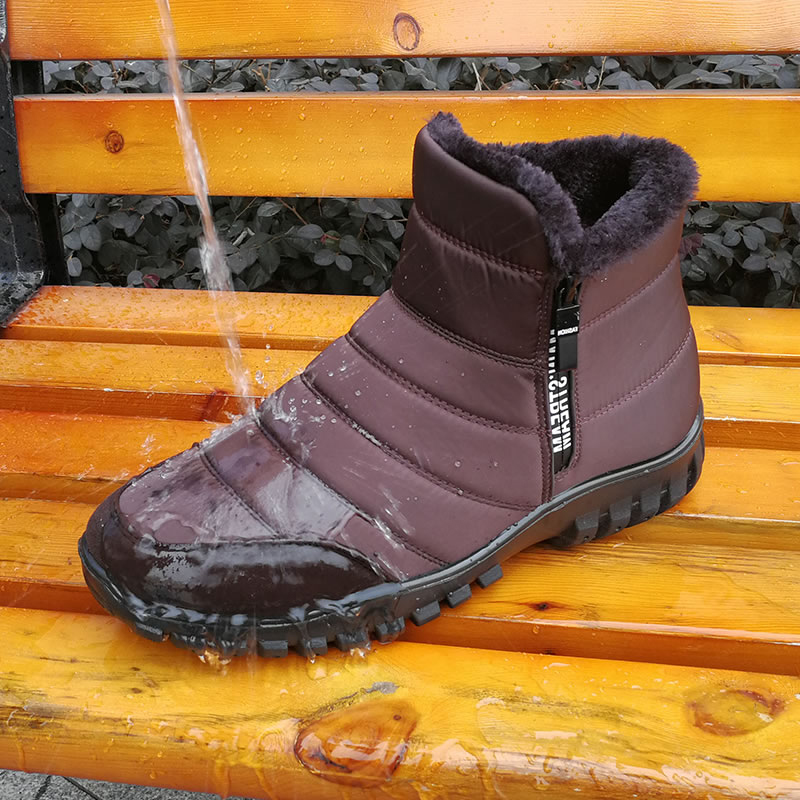 Casual Waterproof Snow Boots