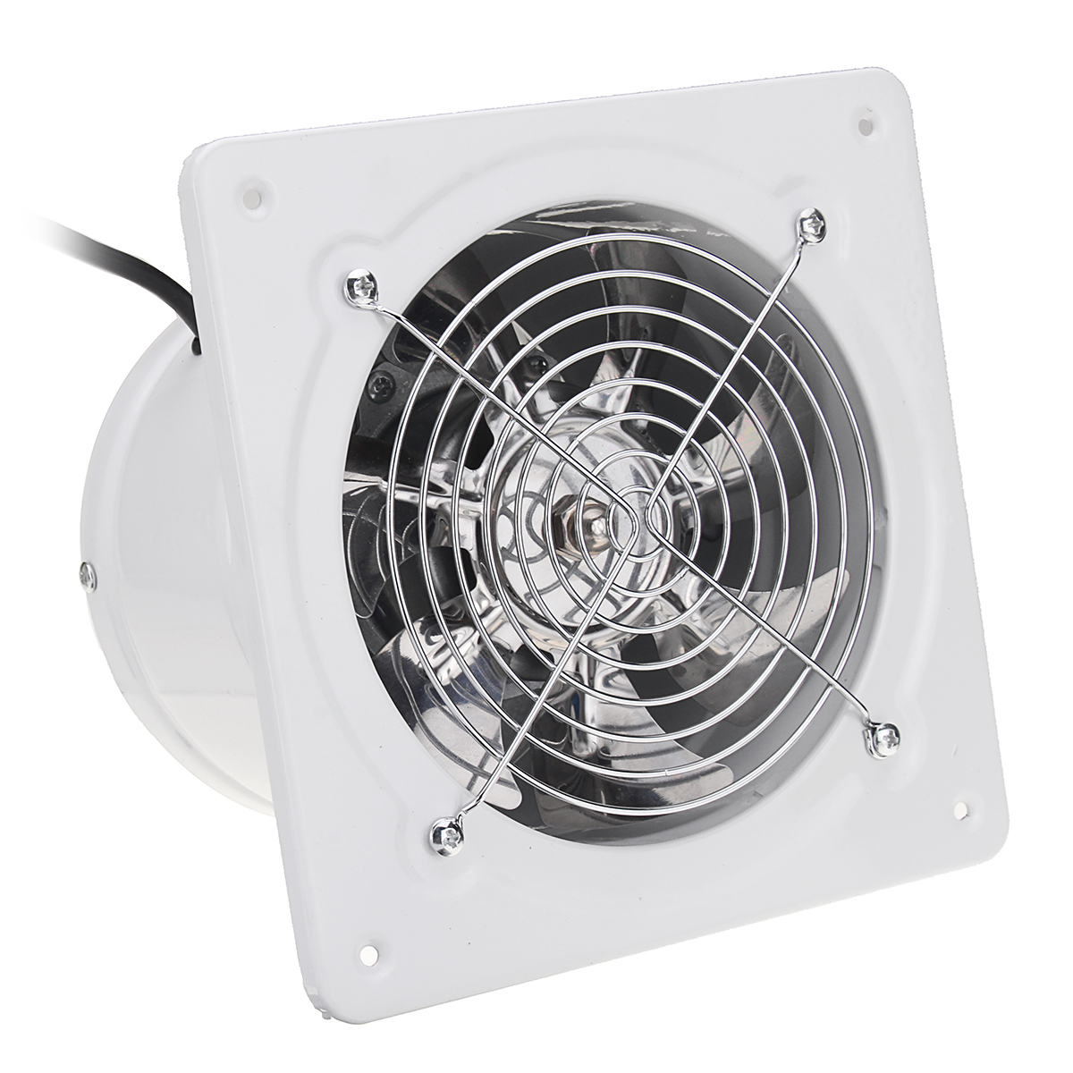6 Inch 40W Inline Duct Booster Fan Extractor Exhaust an