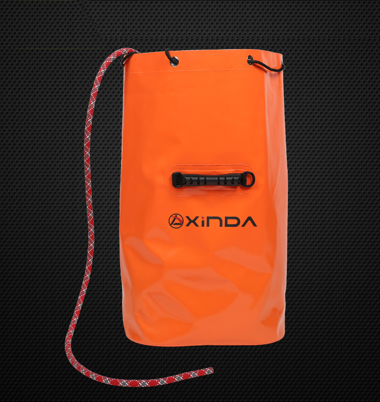 Xinda Professional Rock Mountain Climbing Backpack Rope Equipment Storage Bag Pouch