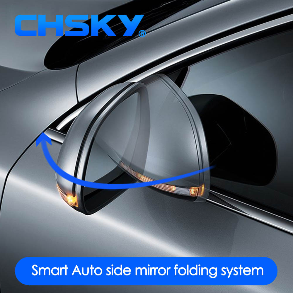 CHSKY Universal Car Side Mirror Folding System Auto Kit Universal Styling Accessories