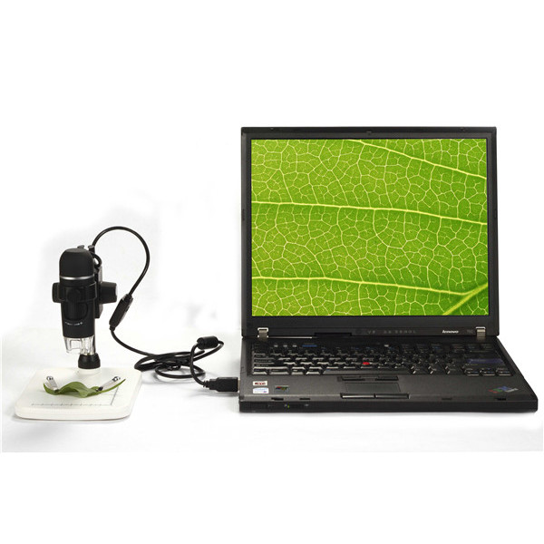 UM012C 300X 5MP USB Digital Microscope Video Magnifier Camera for Windows