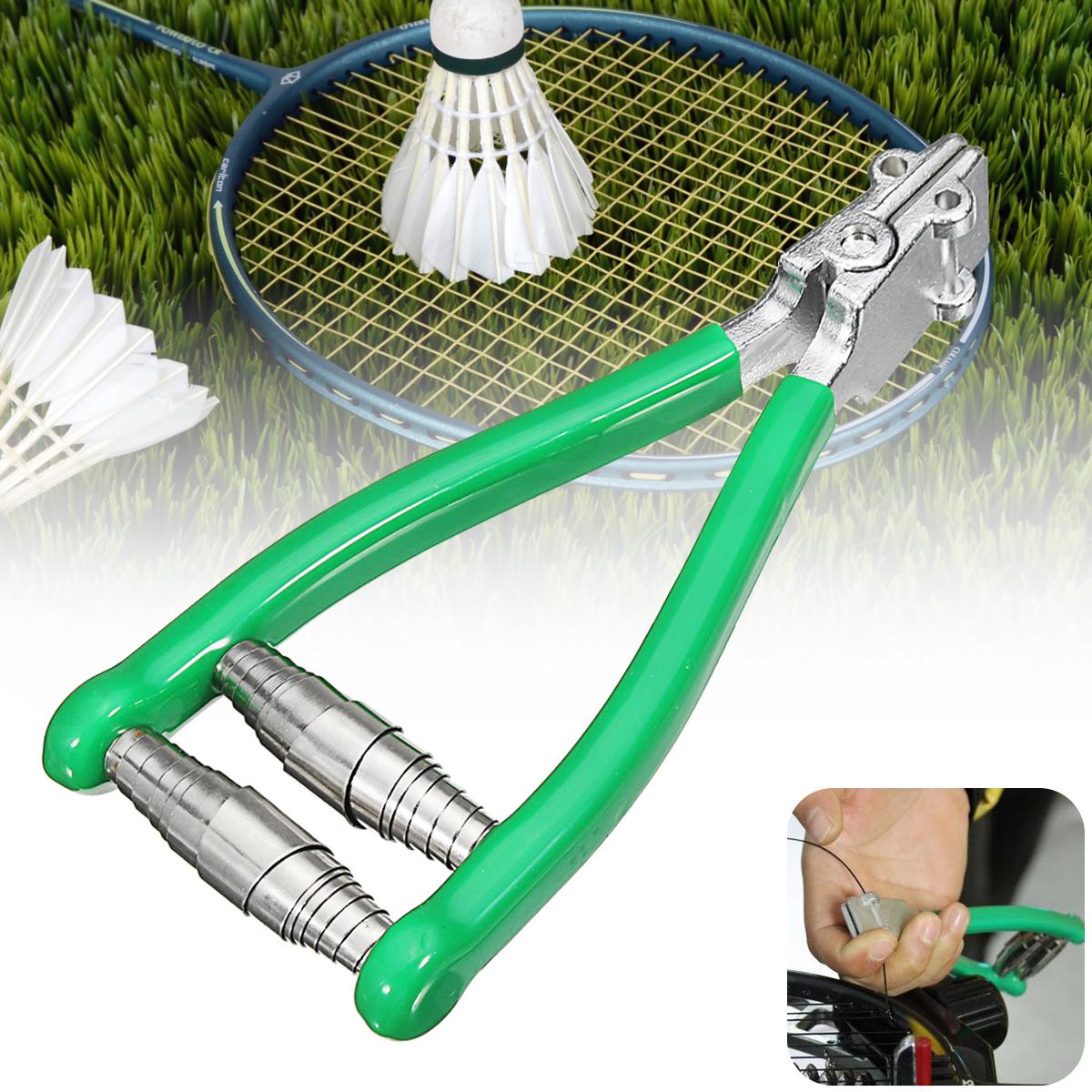 Tennis Starting Clamp Knot Stringing Tool Badminton Racket Racquet