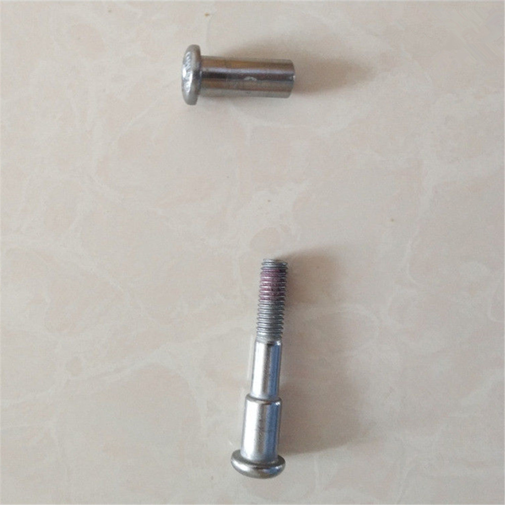 Scooter Replacement Hinge Bolt Repair Hardened Steel Lock for Xiaomi MIJIA M365
