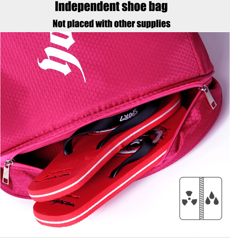 IPRee® 20L Portable Storage Bags Waterproof Swimming Bag Beam Port Backpack Beach Snorkeling Package