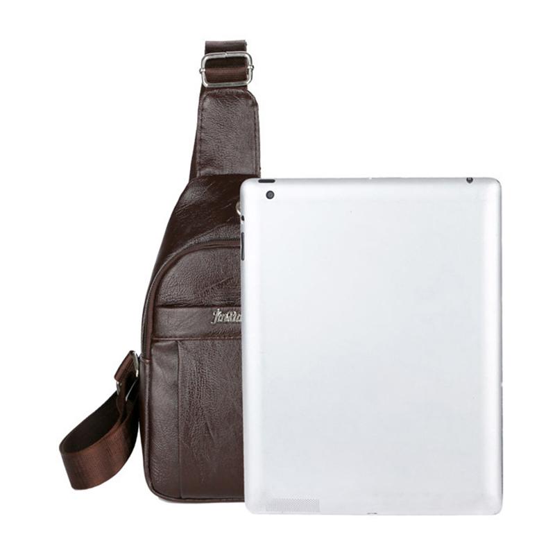 Business Waterproof Shoulder Crossbody Bag Chest Bag