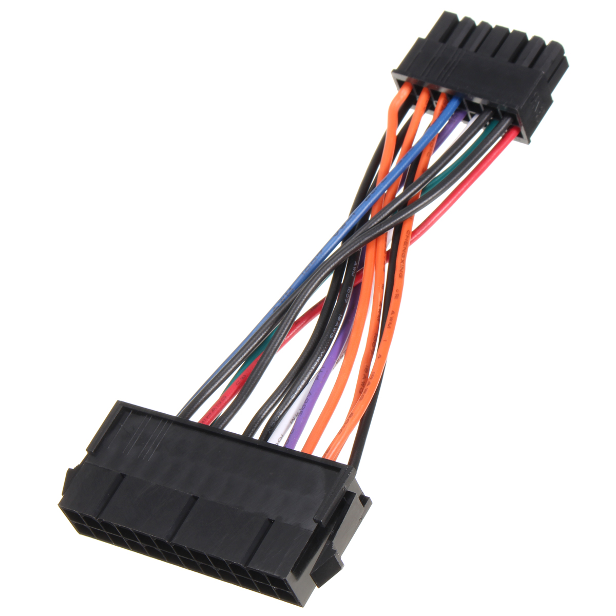 24Pin to 14pin 14p Power Supply ATX Cable Cord For Lenovo Q77 B75 A75 Q75 TS140/440