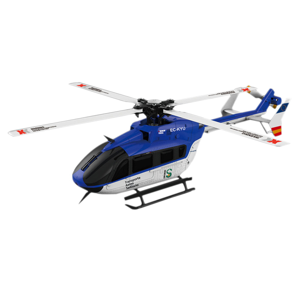 Banggood price history to XK K124 6CH Brushless EC145 3D6G System RC Helicopter BNF
