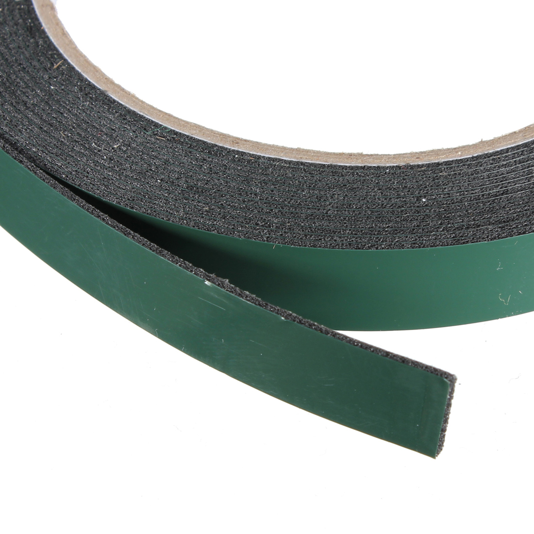 5m Double Sided Adhesive Tape Black Foam Sticker 12/19/25/50mm Width for Car Home Outdoor Fixed