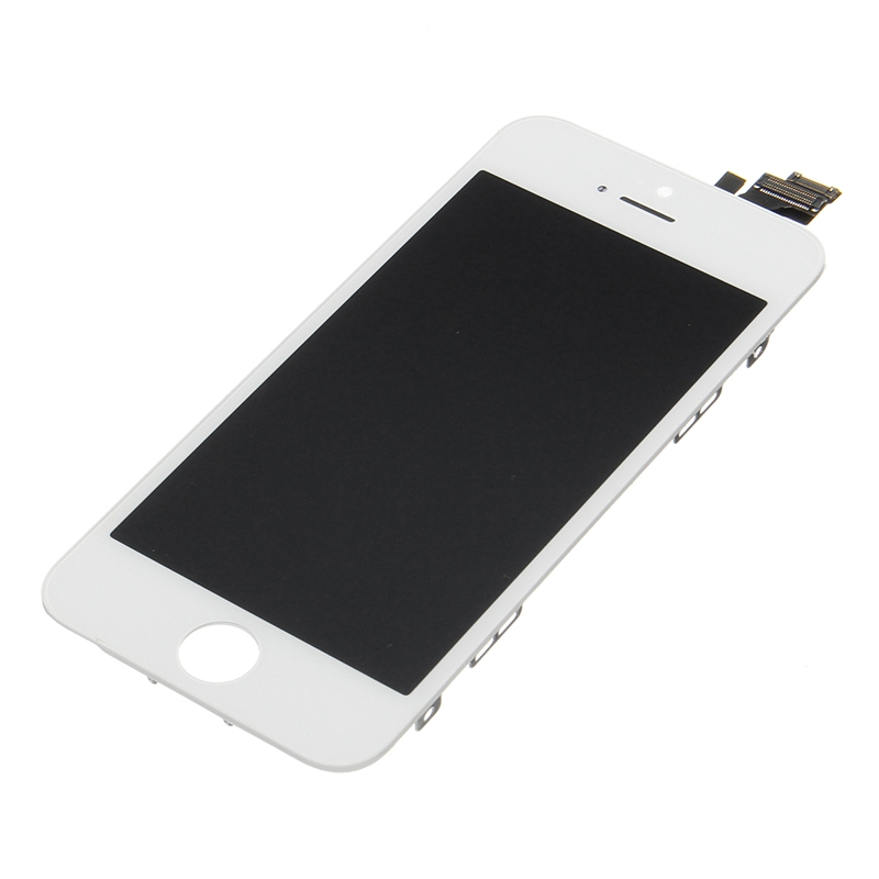 No Dead Pixel LCD Display+Touch Screen Digitizer Assembly Replacement With Repair Tools For iPhone 5