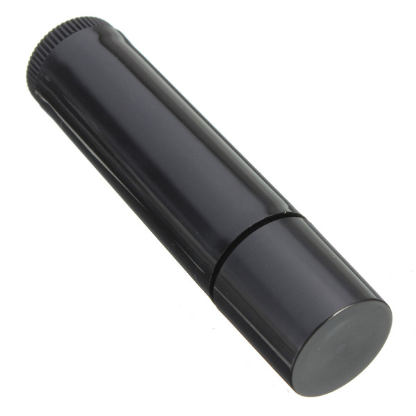 Empty Lip Balm Lipstick Container Tube Black Makeup Cosmetics Tool Travel Mini Light weight