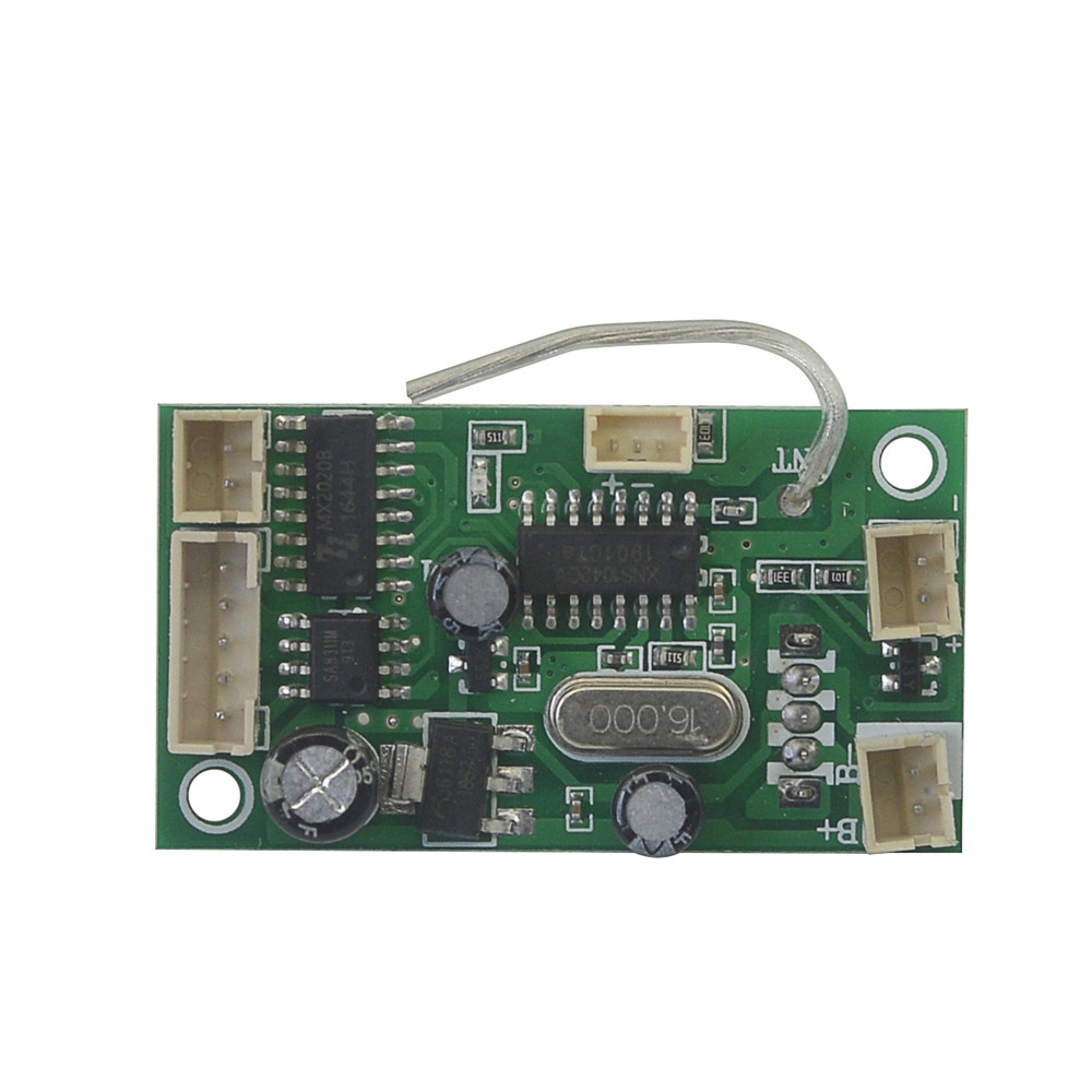 Fayee FY004A 1/16 6WD RC Car Receiver Circuit Board Spare Parts FY004-7 - Photo: 3