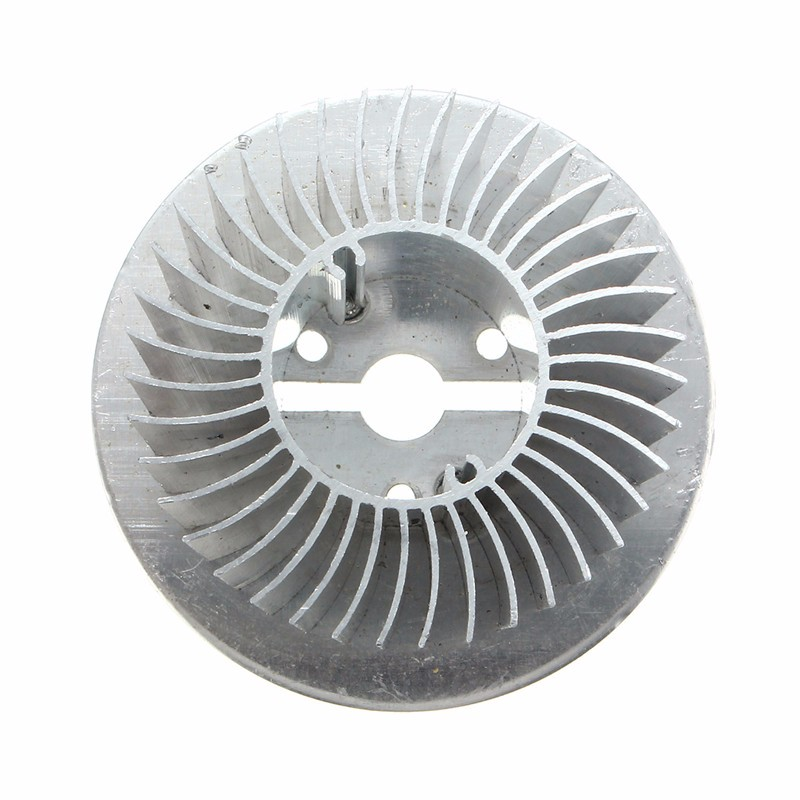 5W LED Heatsink Aluminum Radiator for Power IC Cooling Heat Sink