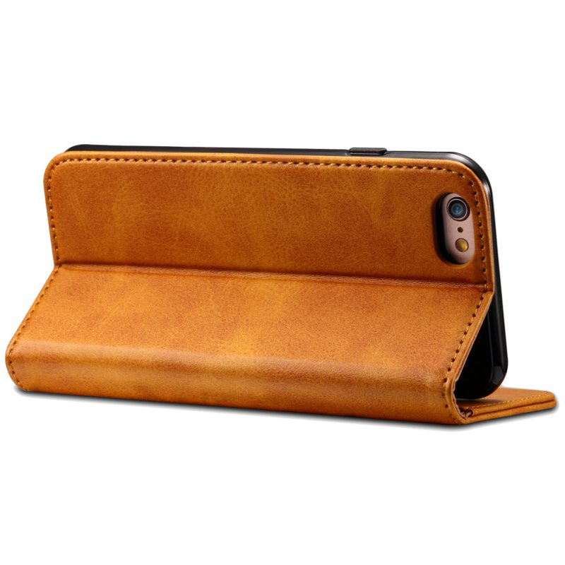 Bakeey Magnetic Flip Wallet Card Slot Case For iPhone 6/6s