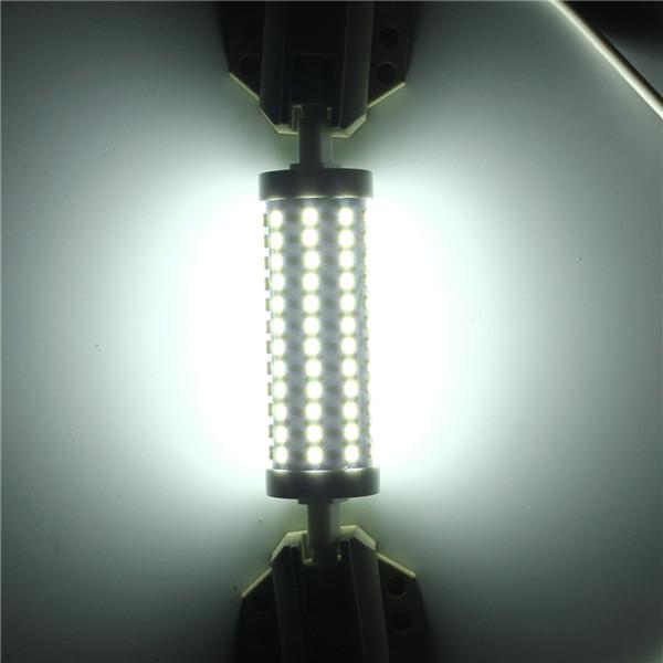 R7S 10W 108 SMD 2835 LED Flood Light Bulb Non-dimmable Lamp Tube Bulb 85-265V
