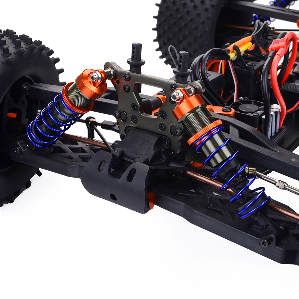 ZD Racing 9021-V3 1/8 2.4G 4WD 80km/h Brushless Rc Car Full Scale Electric Truggy RTR Toys