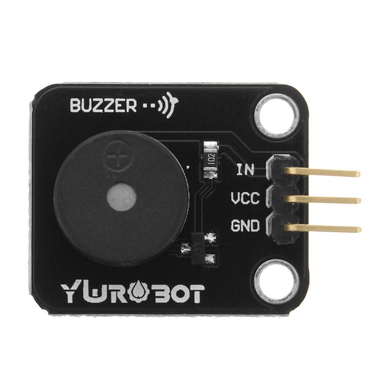 3Pcs Active Buzzer Module 5V Digital Level Electronic Building Blocks For Arduino