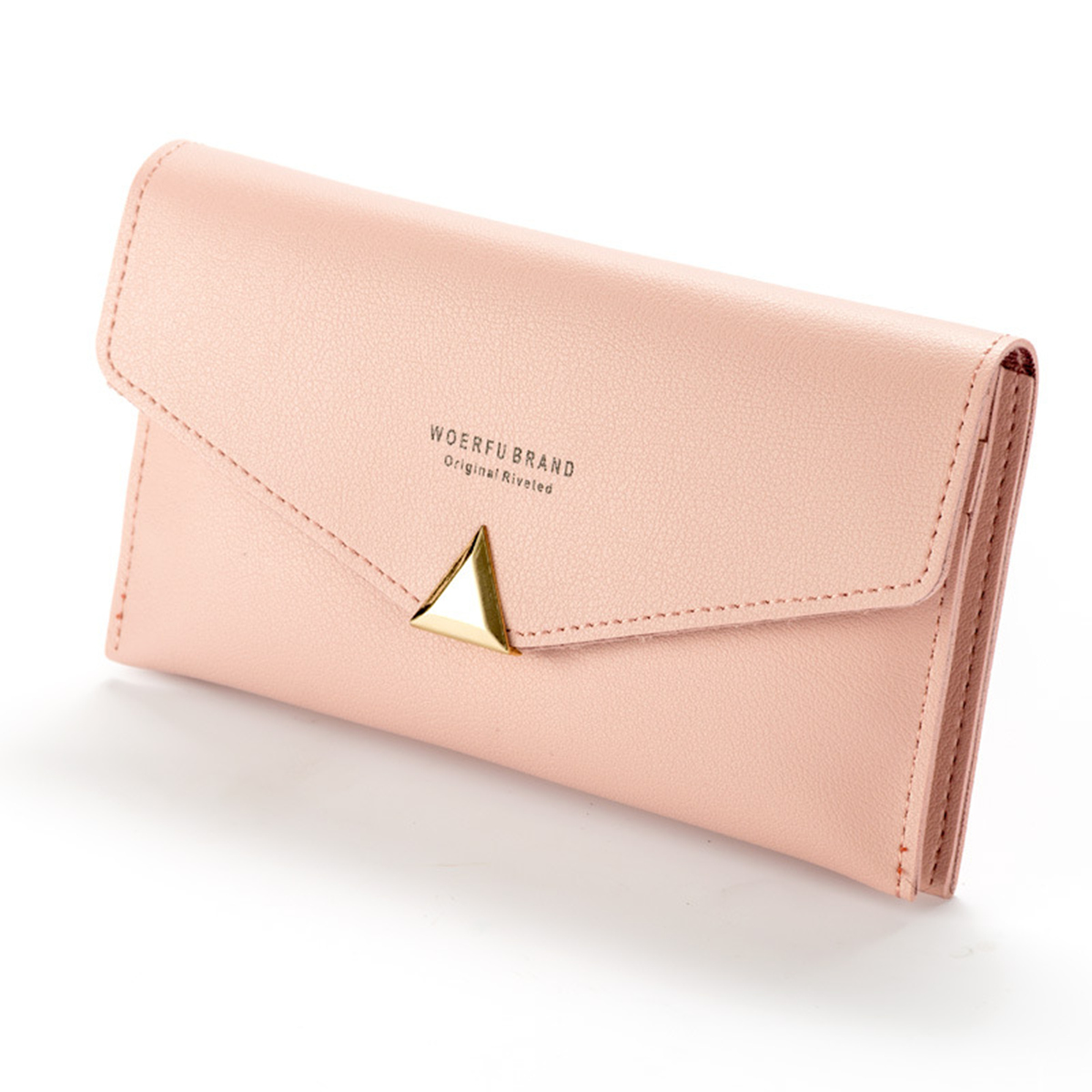 Women Leather Wallet Long Purse Large Capacity Phone Case Card Holder for Phone under 6.5 inches