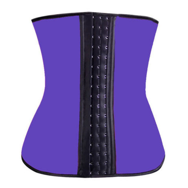 9 Latex Steel Boned Waist Trainer For Lose Weight Sport Corset Bustiers
