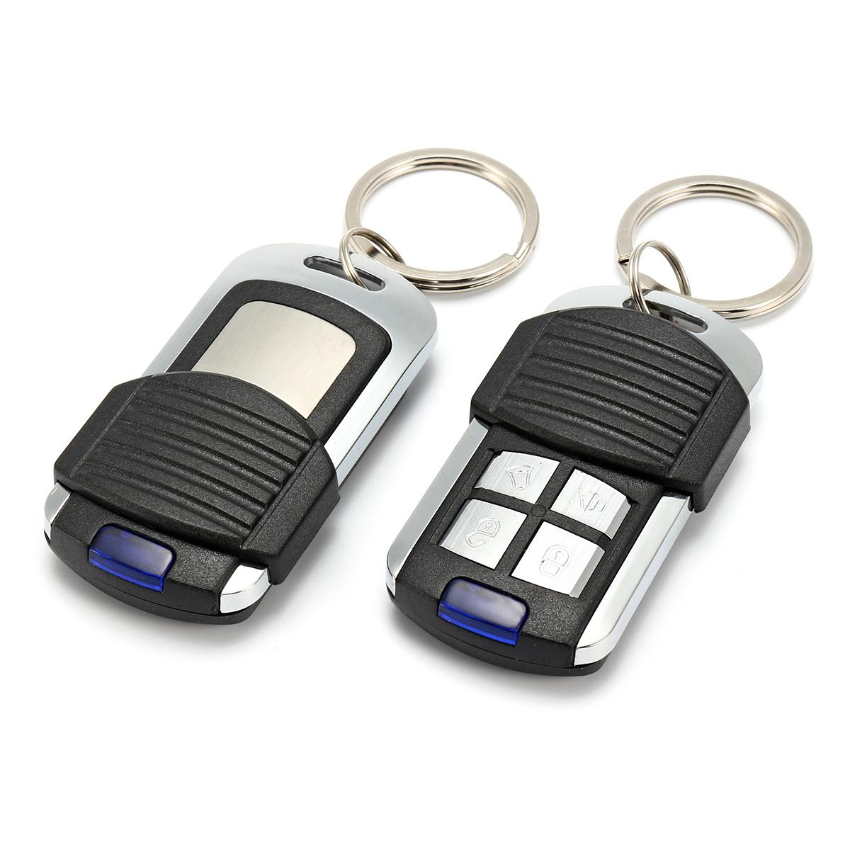 Universal Car Remote Central Set Door Lock Smart Vehicle Keyless Entry System