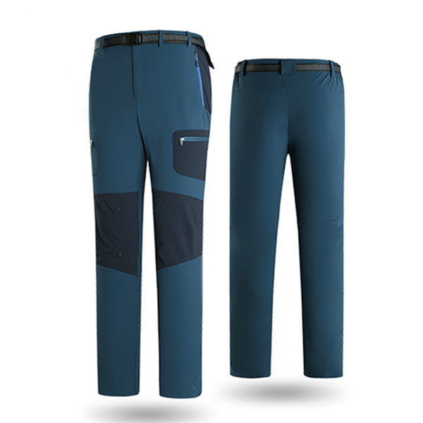 Mens Summer Outdooors Quick Drying SporT-pants Waterproof Casual Climbing Pants
