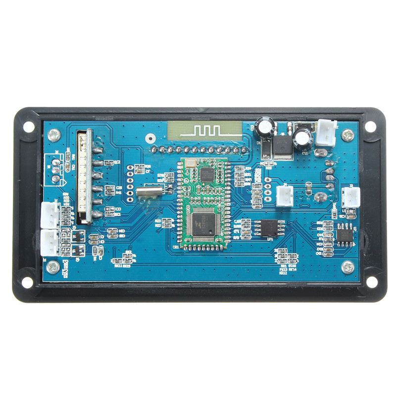 Digital Decoder Board LED bluetooth 4.0 APE FLAC WAV WMA MP3 Smart Control 12V
