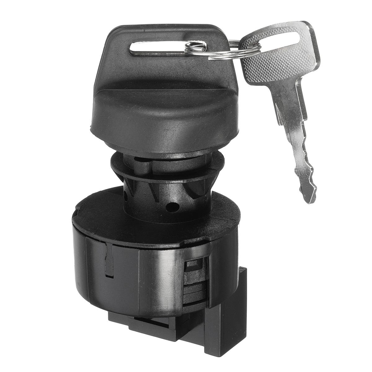 Ignition Switch & 2 Keys For 08-16 Arctic Cat 400 500 650 700 1000 TRV 550 XR XT