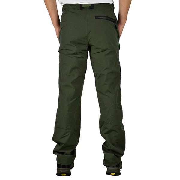 Mens Outdoor Authentic Semi-liner Climbing Pants Waterproof Pressure Plastic Punch Pants
