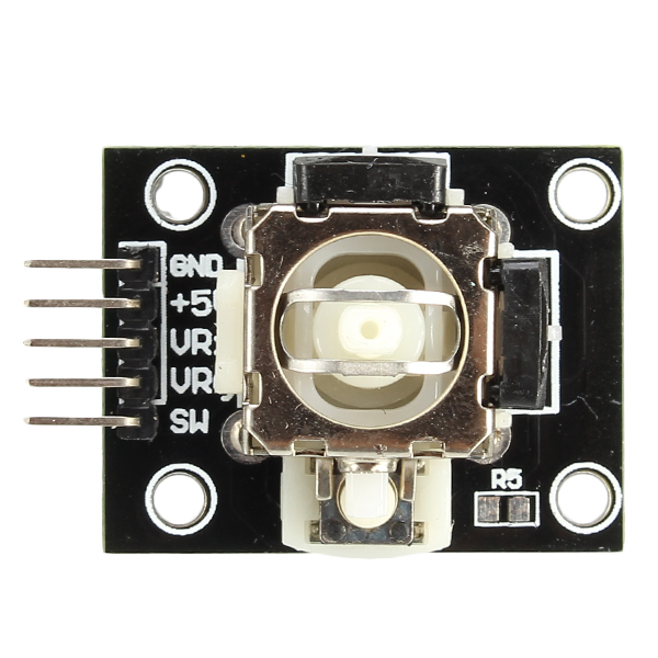 5Pcs PS2 Game Joystick Module For Arduino