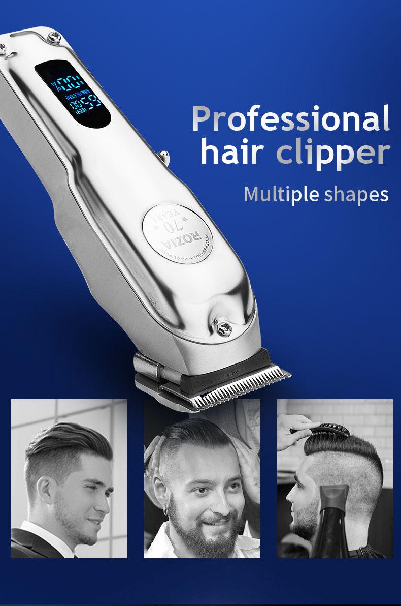 HQ-2208 Electric Household Hair Clipper Men Grooming Hair Trimmer Beard Hair Clipper
