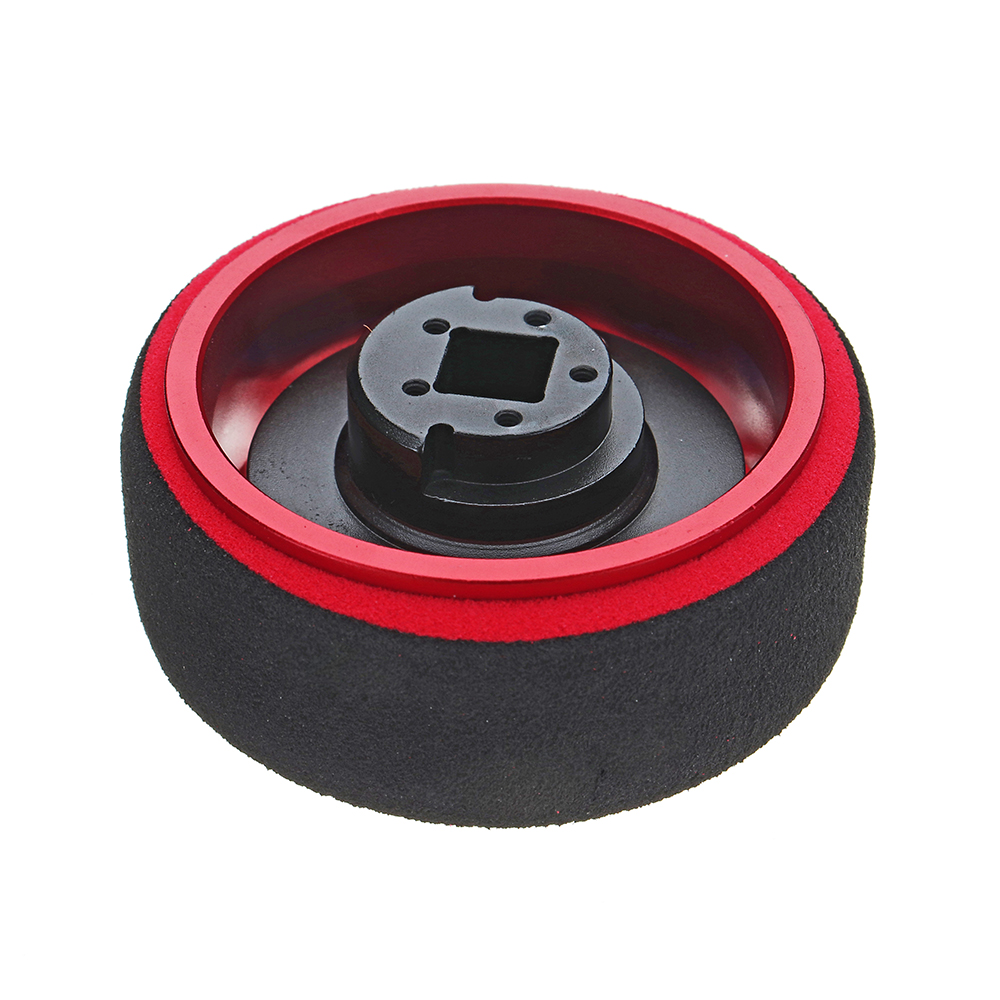 6061 Aluminum Alloy Remote Control Handwheel For SANWA MT4/MT4S/MT44/M11X/M11/MX-V - Photo: 6