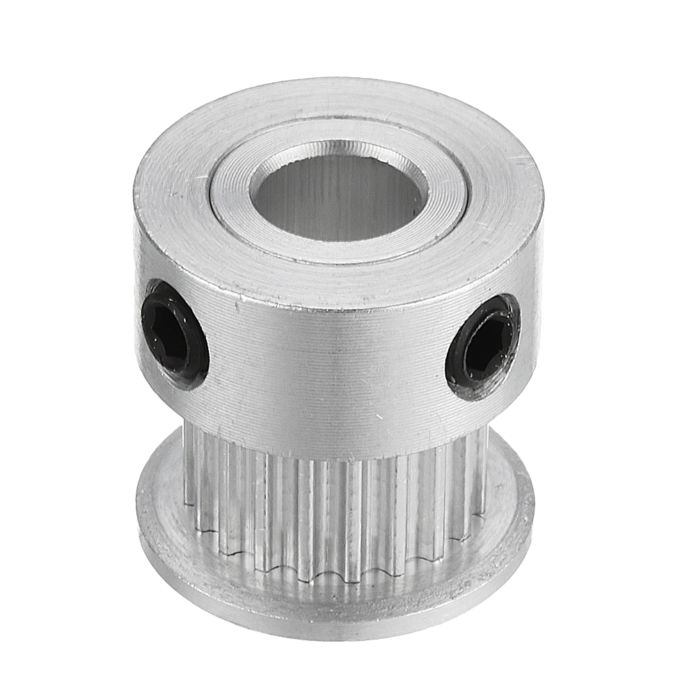 Machifit GT2 Timing Pulley 20 Teeth Synchronous Wheel Inner Diameter 5mm/6.35mm/8mm for 6mm Width Belt CNC Parts