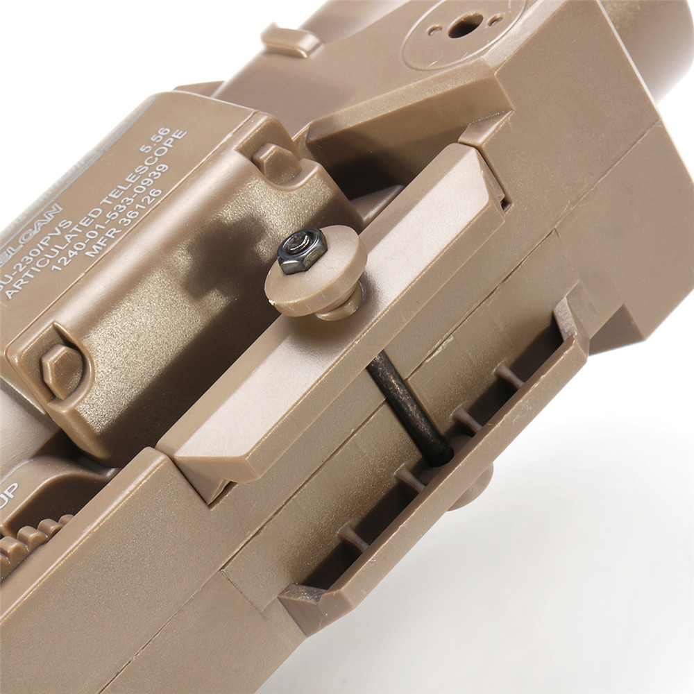 4 Time Red dot sight