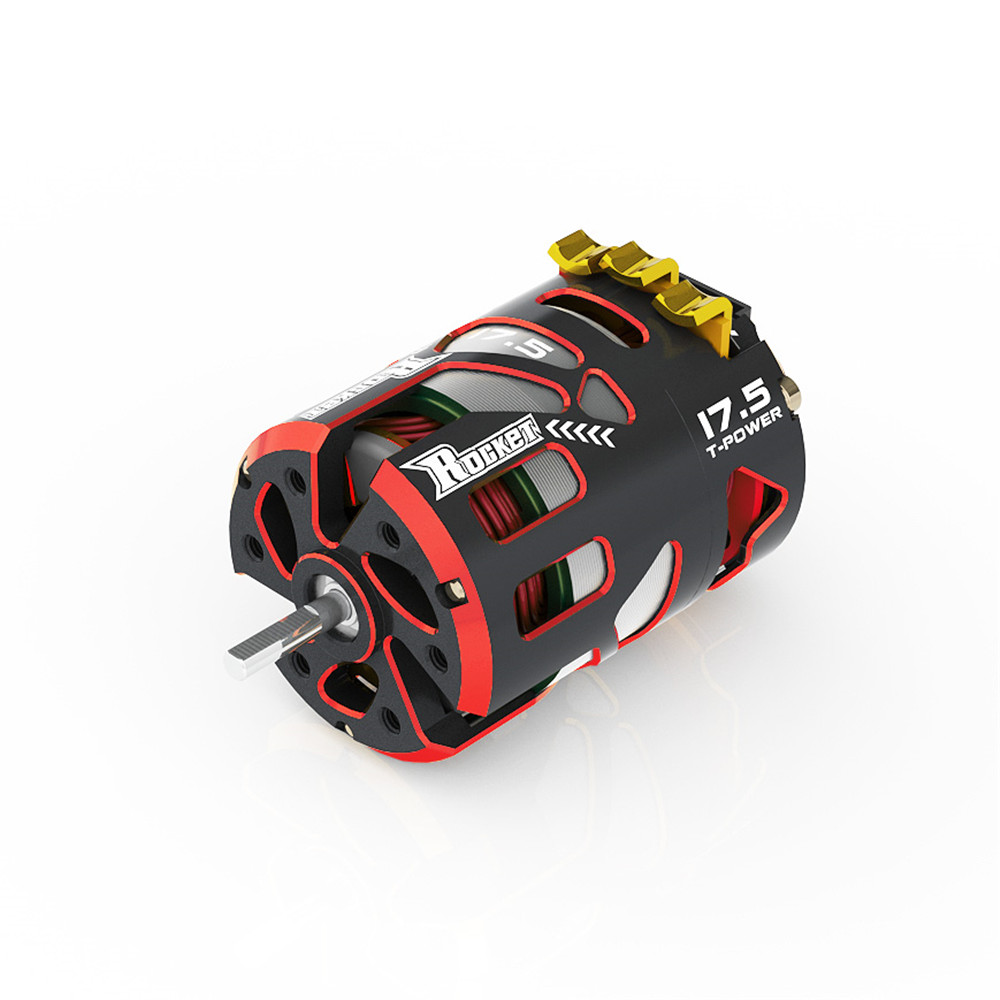 Surpass Hobby Rocket 540 Sensored Brushless Motor V4S 2 Sensor 10.5T 13.5T 21.5T 17.5T RC Car Part