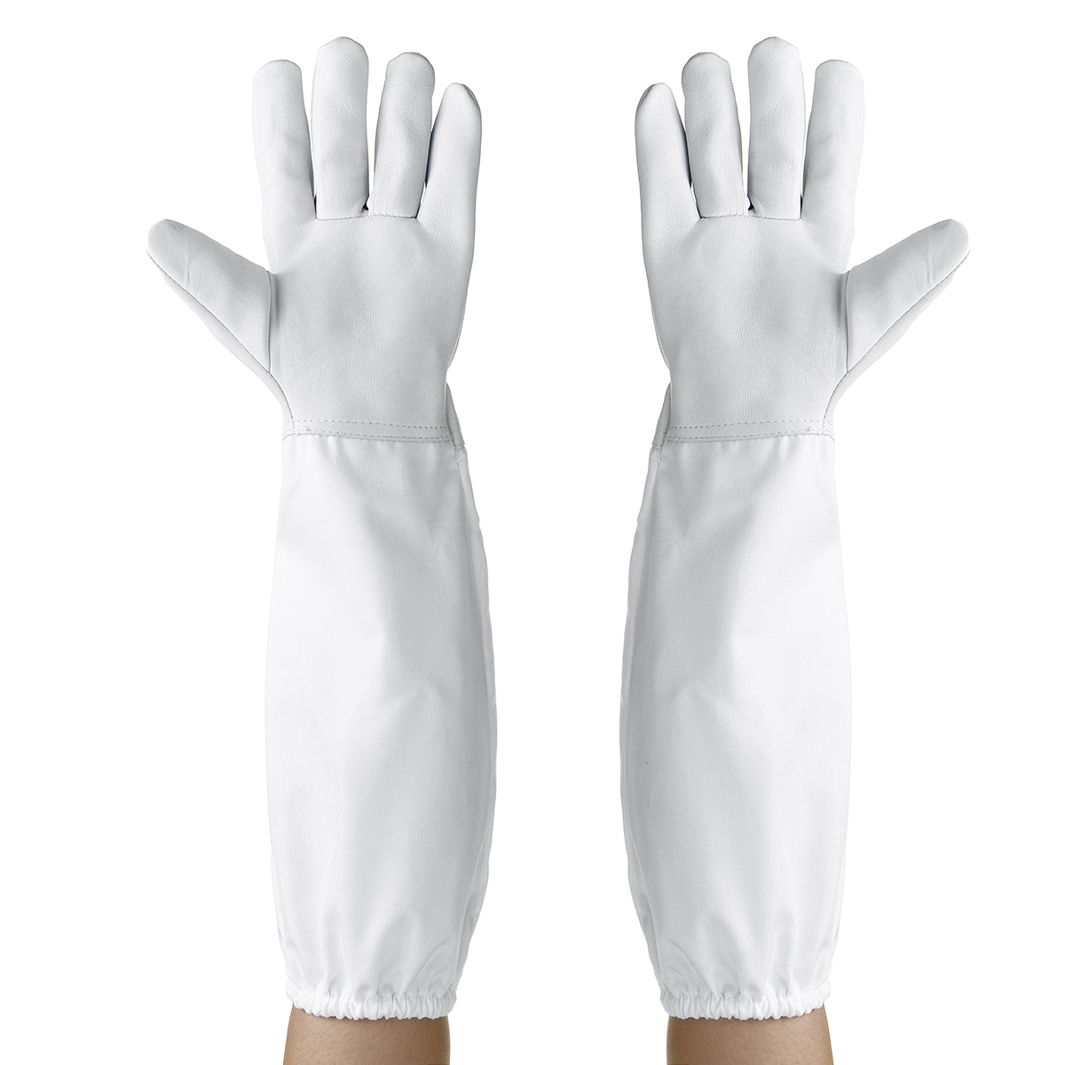 Professional Beekeeping Gloves Sheepskin Ventilated Bee Keeping Gloves Beekeeping Tools