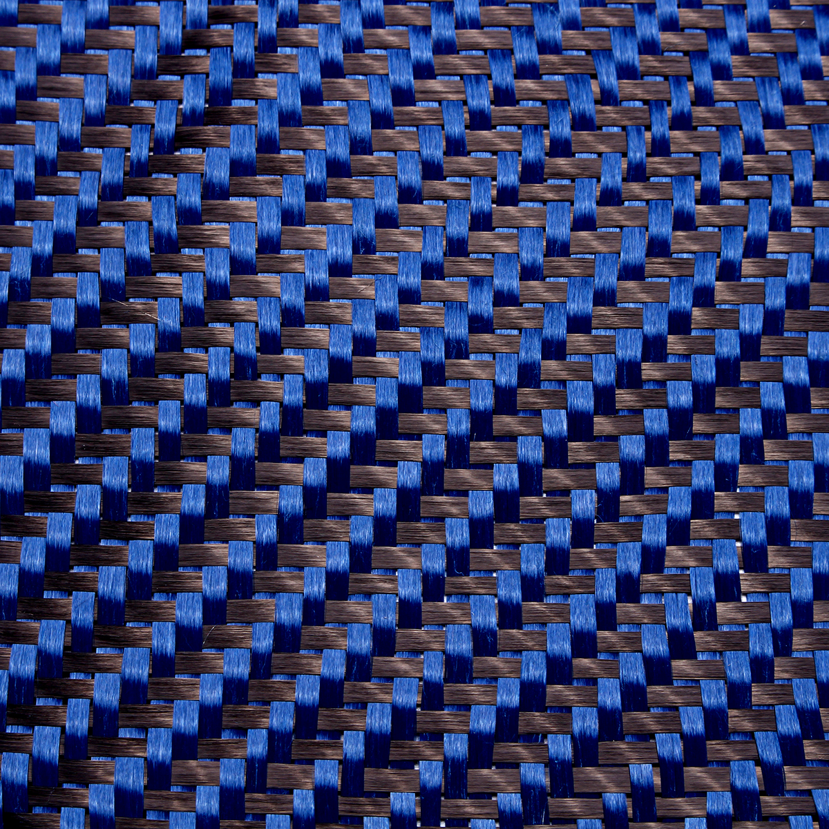3K 200gsm Blue Carbon Fiber Cloth Setting Fabric Industrial Material Carbon Fiber Board 36x12 Inch