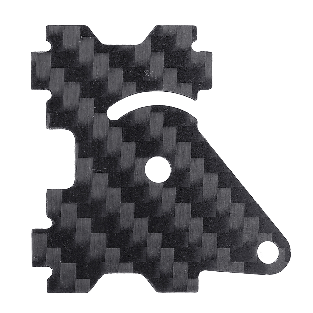 Eachine Wizard X220HV FPV Racing Frame Spare Part Camera Side Plate 1.5mm Carbon Fiber 2 PCS - Photo: 6