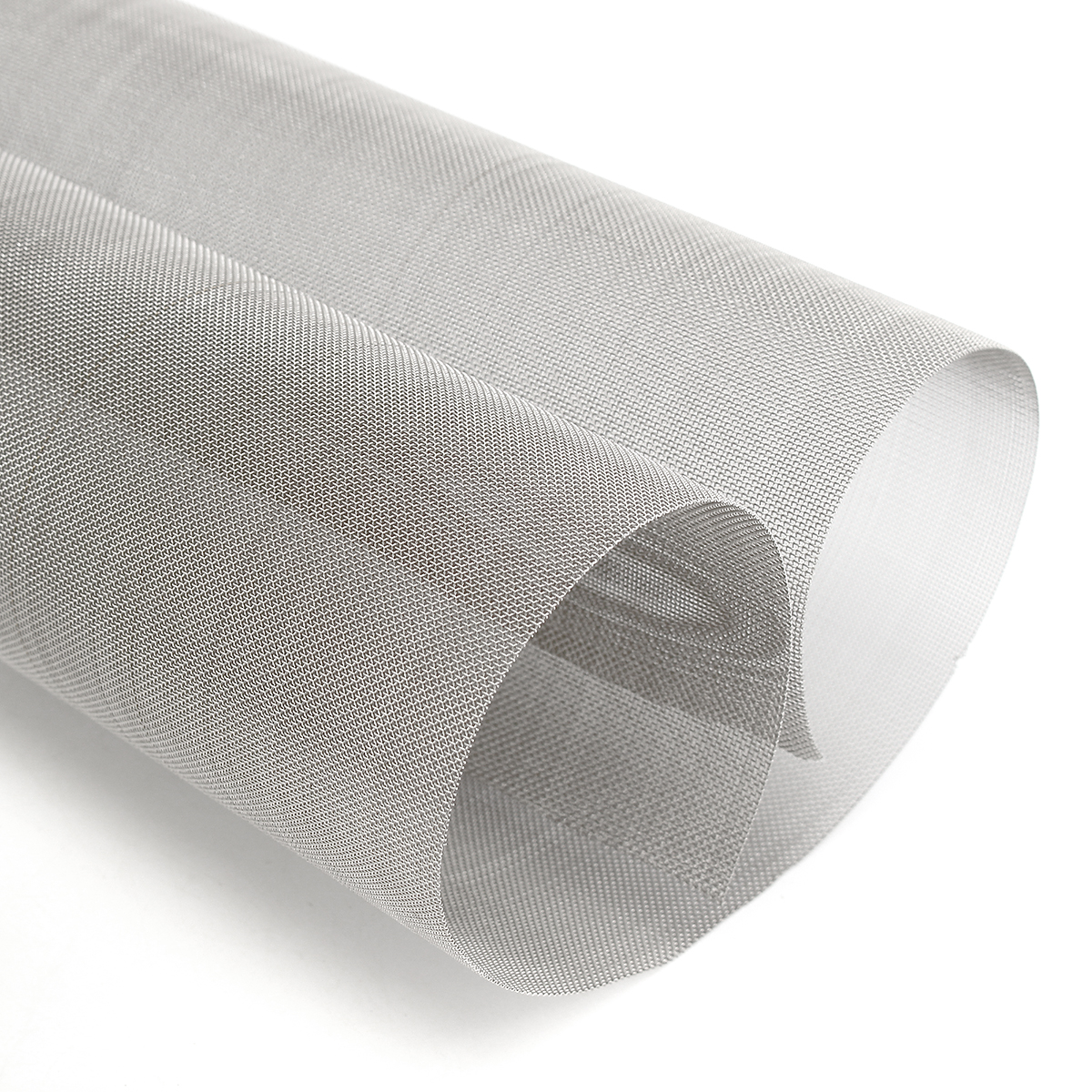 50x50cm Woven Wire 304 Stainless Steel Filtration Grill Sheet Filter 30 Mesh