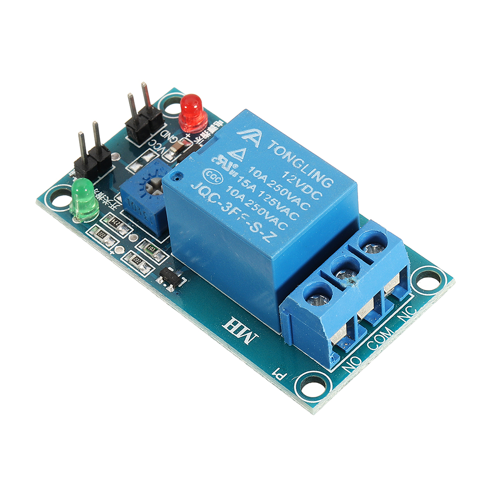 12v Raindrop Controller Relay Module Foliar Humidity Waterless Rain Sensor This Circuit Can Be Used As A Indicator And Serves Shipping Methods
