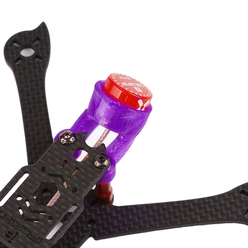 1PC iFlight 3D Printed TPU UFL MMCX SMA Lollipop FPV Antenna Mount Fixing Seat For RC Drone Frames