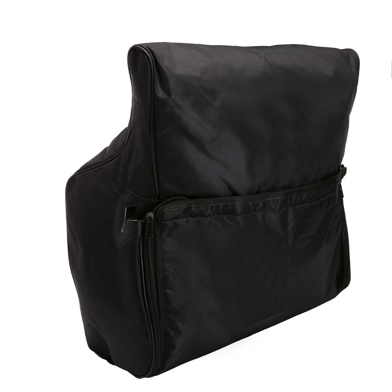 420D Thick Padded Accordion Gig Bag Carry Case for 60 120 Bass Piano Backpack
