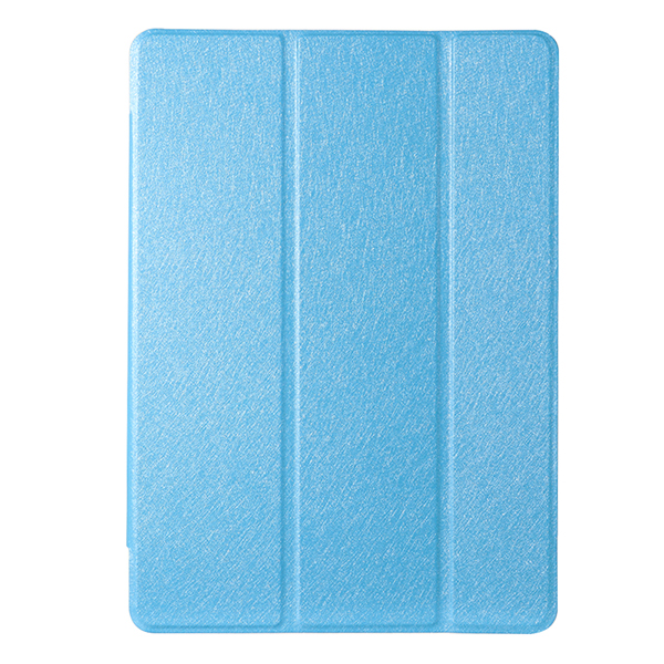 Folding Stand PU Leather Case Cover for 10.1' VOYO Q101 VOYO I8 Pro-Blue