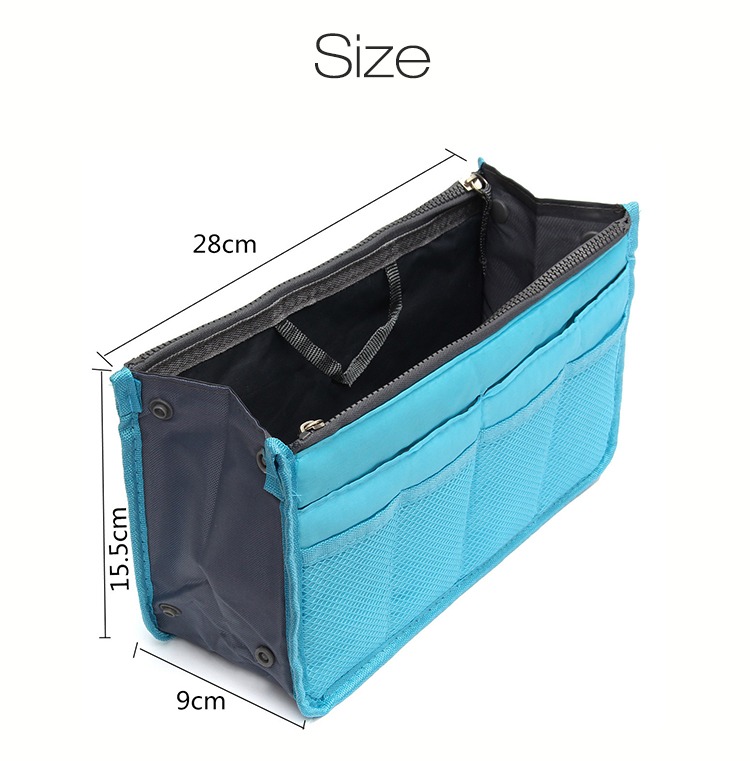 Honana HN-B1 Travel Toiletry Organizer Storage Bag Wash Cosmetic Bag Makeup Storage Case