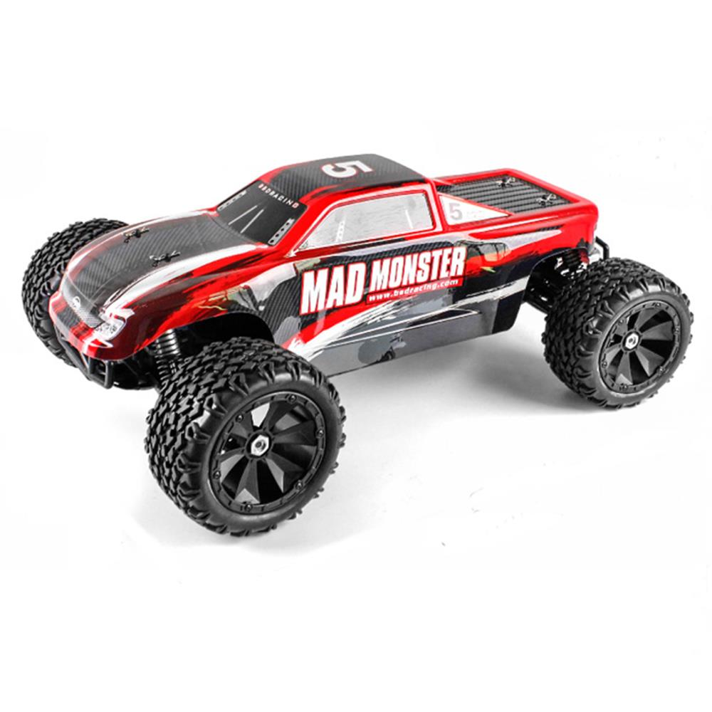 BSD Racing CR-503T 1/5 2.4G 4WD 70km/h Brushless Rc Car EP Off-Road Truck RTR Toy